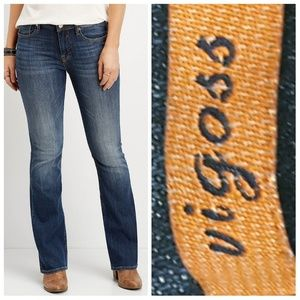 EUC Vigoss Classic Slim Fit Bootcut Jean 9/10